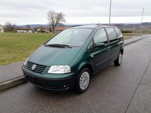 4'900.-  VW SHARAN 1,8 TURBO