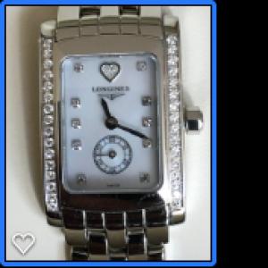 montre 45 diamants certifiés