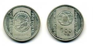 500 Escudos - Banco de Portugal