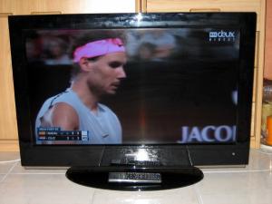 Vidéocon  LCD