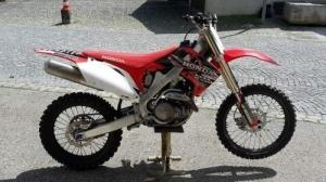 Moto Cross Honda CRF 450