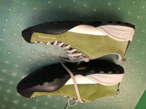 Chaussures Scarpa Mojito lime Vibram Femme