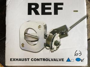 Clapet anti-bruit pour Impreza GT 1996 - 2000