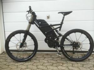 E-Bike Conway E-Rider Extrem