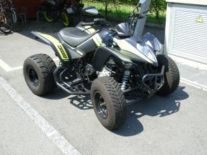 Quad Kymco Maxxer 300 SUPERMOTO