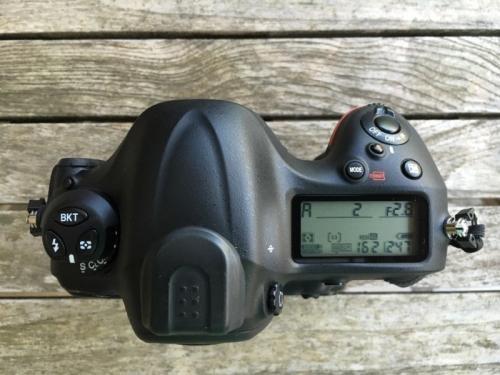 Nikon D4 Etat Exceptionnel