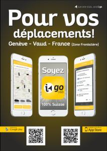 Chauffeurs professionnels iGo Cab