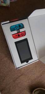Nintendo Switch et jeux