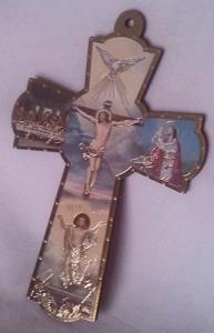 Crucifix : Le Sacré au Coeur de .. Le Ch