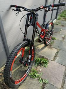 Mountain Bike Specialized S-Works Demo 8 Rock Shox Sam Hill