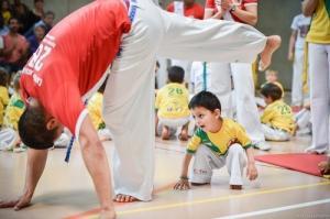 Eveil à la Capoeira 2,5 à 7 ans à Etoy