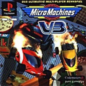 Micro Machines V3 sur play 1