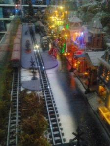 Aux fanas de trains pour créer réseau animé attractif