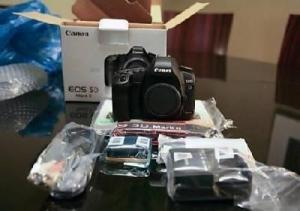 Vends canon eos 5 D MARK II + objectif 2