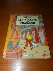Les cigares du pharaon (1955)