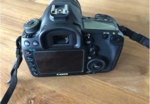Canon EOS 5D Mark III+ Objectif