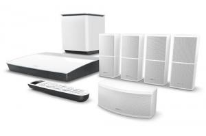 Bose Lifestyle 600 Blanc 5.1