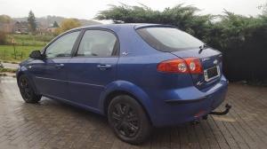 Chevrolet lacetti 4000 euros