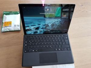 Surface Pro 4, i5 256 GB