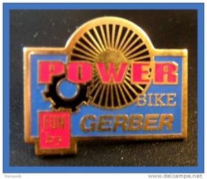 Pin´s Power Bike Gerber