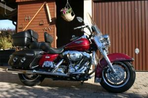A vendre Harley Davidson Rood King