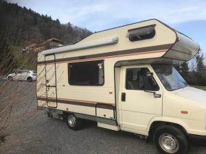 À vendre camping car