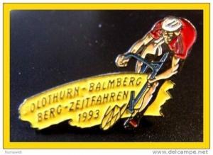 Pin´s Course cycliste 1993