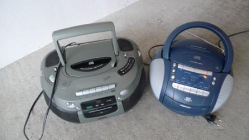 lots de Radios - CD