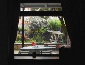 VENISE Rialto logement avec jardin