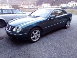 Mercedes-benz CL 600, 2002, 158'000 km