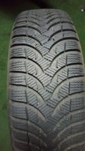 """4 roues complètes hiver """"Michelin"""" - 175/65 R15"""
