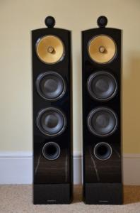Bowers & Wilkins B&W 804D Diamant-Lautsp