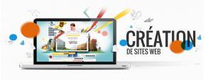 Site web au forfait
