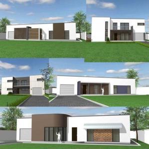 Vente de catalogue de modèles de maisons