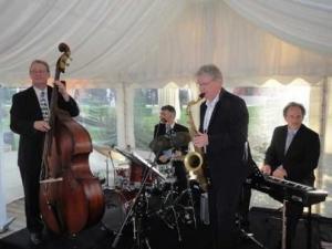 Jazz Band CHATEAU CHILLON live music event Switzerland