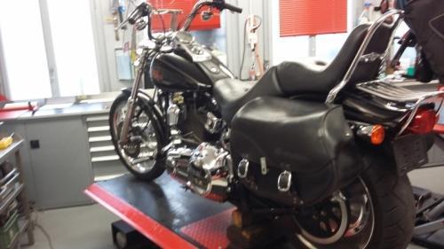 A vendre Harley Davidson