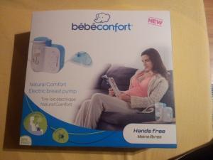 NEUF tire-lait électique bébé confort