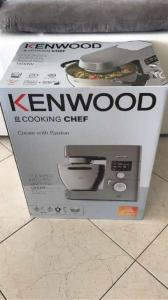 KENWOOD Cooking Chef und seine Accessoires