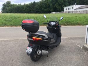 À vendre scooter 125 cn2