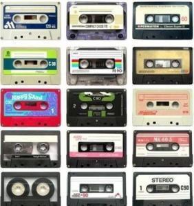 Transfert cassettes audio sur cd