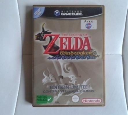 The Legend of Zelda The Wind Waker sur G
