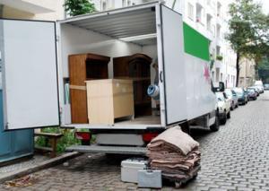 livraison emballage de antiquités, tableaux à bon prix