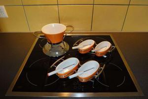 Set pour fondue au chocolat