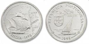 200 Escudos - India