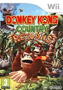 Donkey Kong Country Returns sur Wii