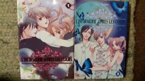 Divers mangas à vendre