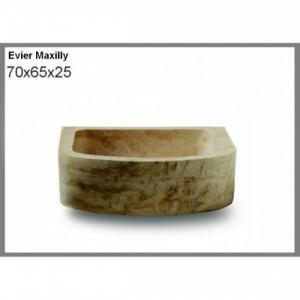 Magnifique Evier Maxilly en pierre