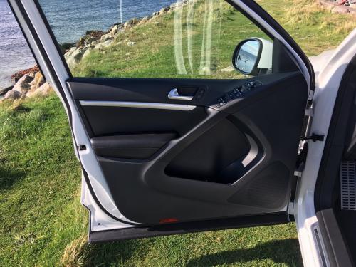 Volkswagen Tiguan 2.0 TDI 110hk 2WD Freestyle