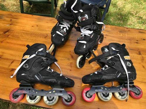 Rollers + équipement complet