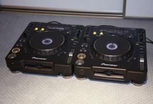 Comme NEUF Pack CDJ-1000 mk3 pioneer+val